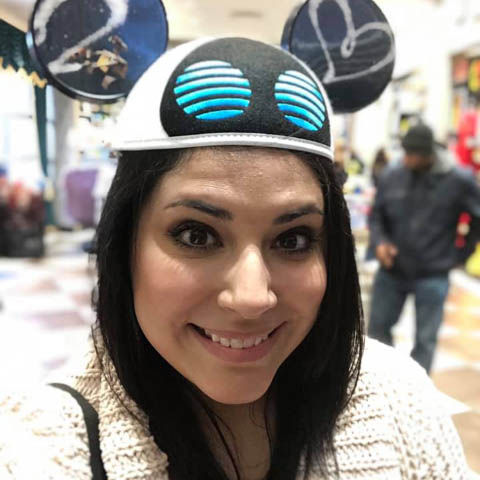 Disney Travel Agent Brittany Lowe
