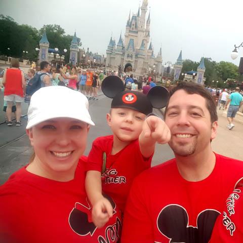 Disney Travel Agent Emily Kreutner