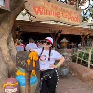 Disney Travel Agent Rebekah Daly