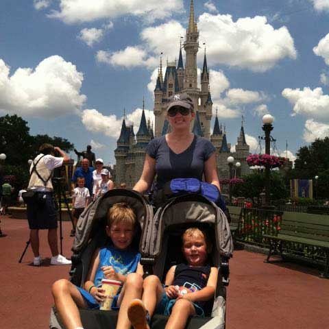 Disney Travel Agent Amanda GibsonDisney Travel Agent Amanda Gibson