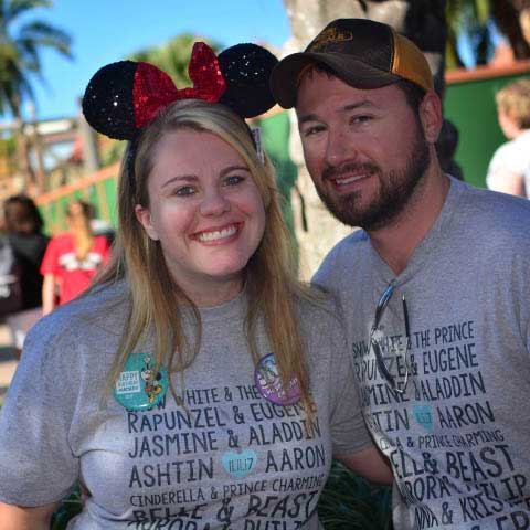 Disney Travel Agent Ashtin Borden
