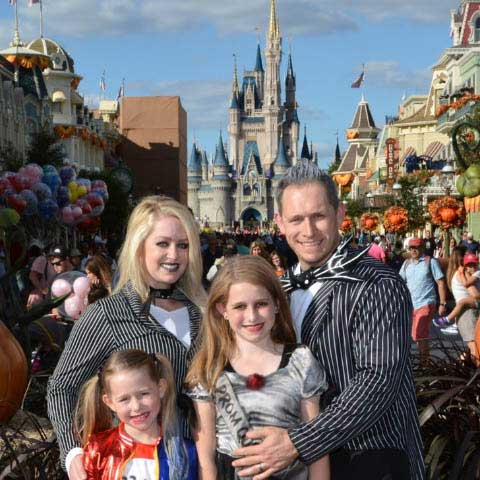 Disney Travel Agent Erika Campbell