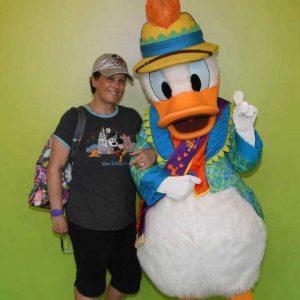 Disney Travel Agent JoMarie DeGioia