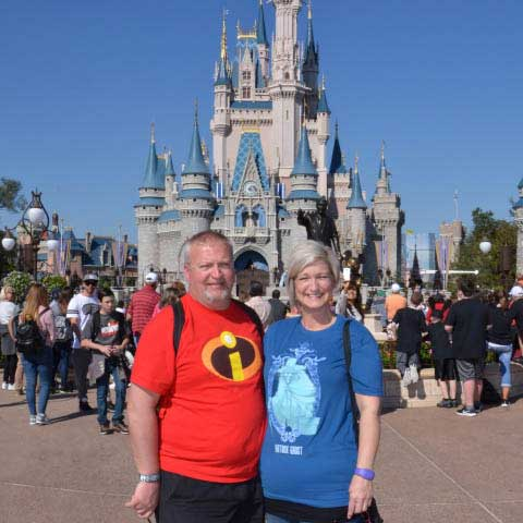 Disney Travel Agent Kim Buchanan