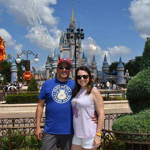 Disney Travel Agent Lauren Alfaro