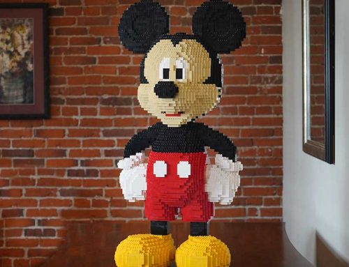 LEGO Mickey Mouse Fundraiser