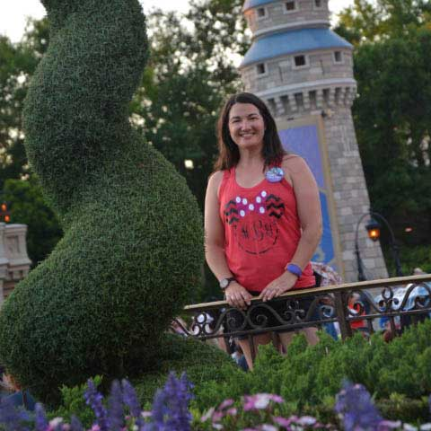 Disney Travel Agent Melissa Logan