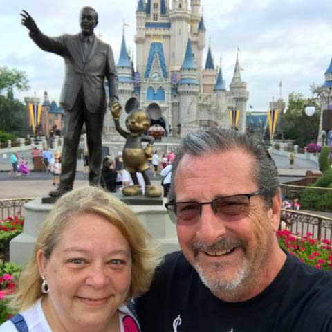 Disney Travel Agent Michael Jones