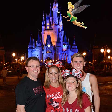Disney Travel Agent Nicole Whitehead