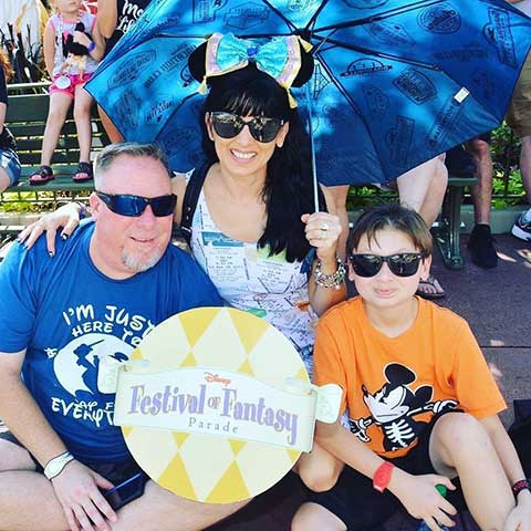 Disney Travel Agent Penny Ryan