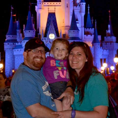 Disney Travel Agent Rachael Walpole
