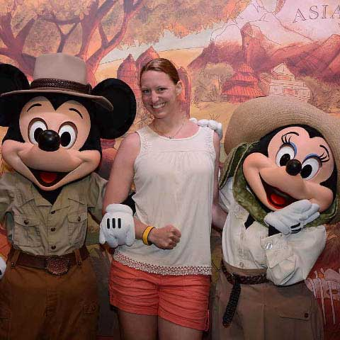 Disney Travel Agent Sam Mader
