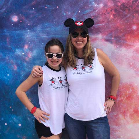 Disney Travel Agent Stephanie Perlick