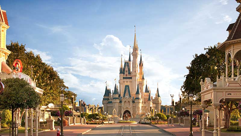 Cinderella's Castle at Disney's Magic Kingdom