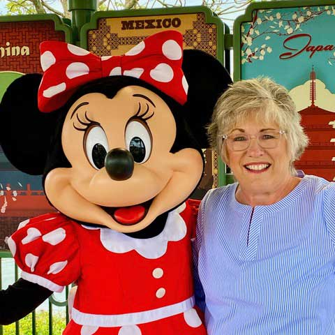 Disney Travel Agent Julee Wilke