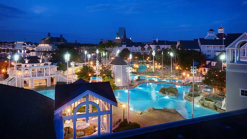 Disney Beach Club Resort